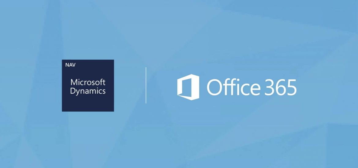 integracji Microsoft Dynamics NAV 2017 z Office 365